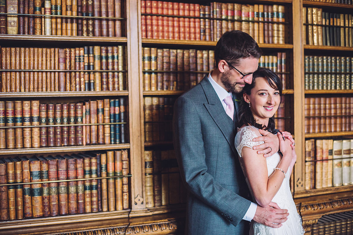 Creative Bride and Groom Photography Shoot Wedding Portrait Photography Arley Hall Manchester and Cheshire Wedding Photographer