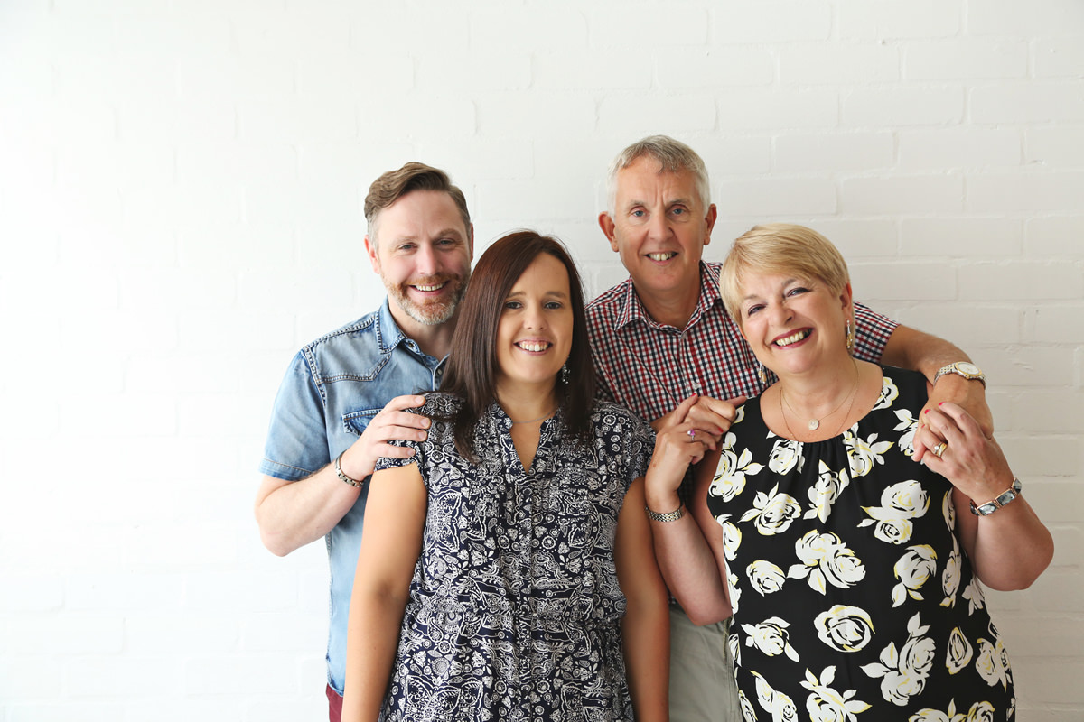 Cheshire Family Portrait photographer