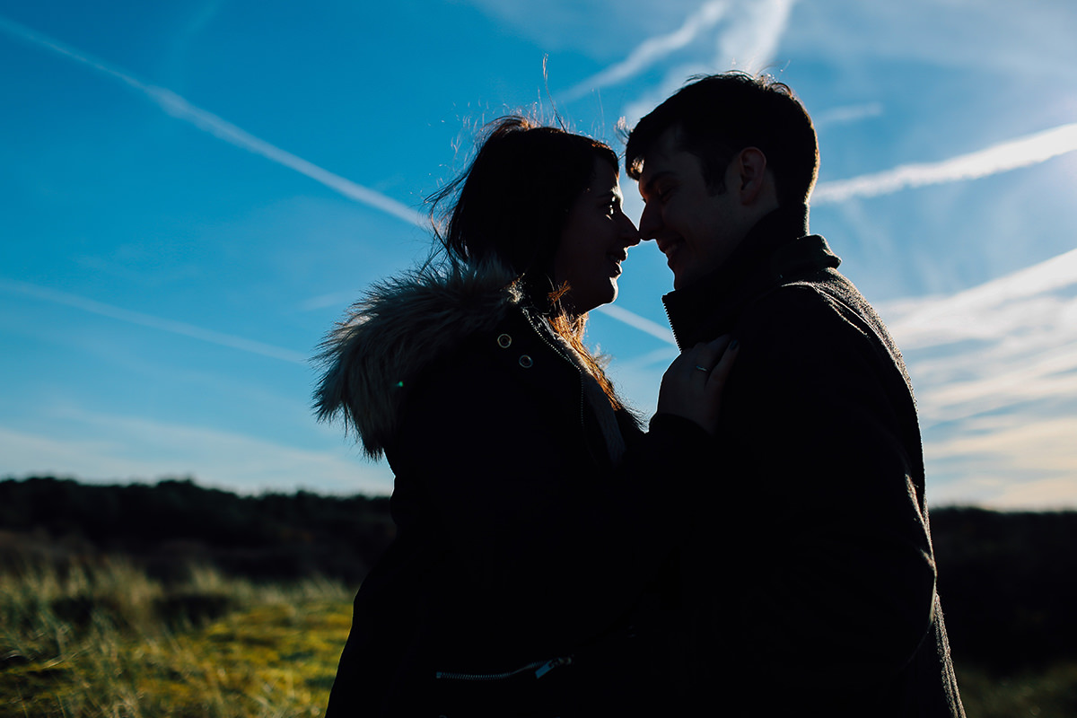 pre wedding photographer Edinburgh Scotland