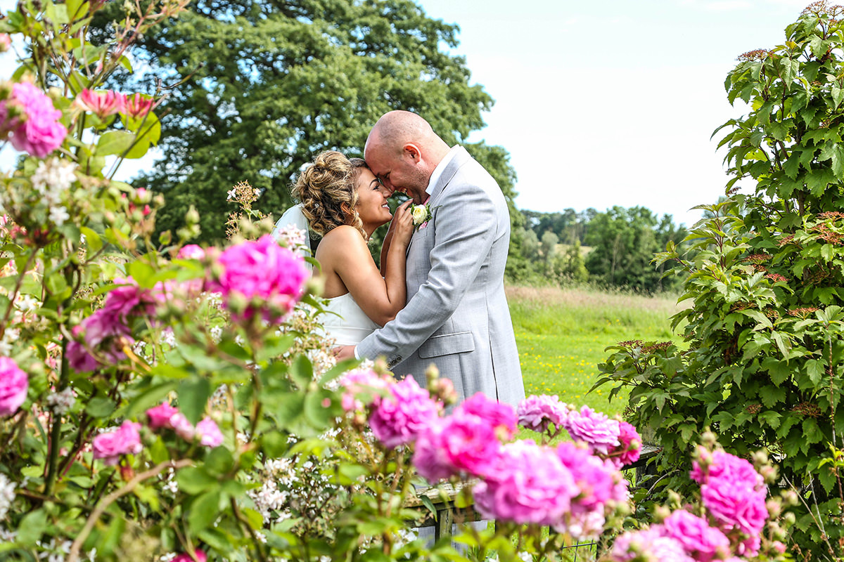 Fun Wedding photography Manchester Rookery Hall Cheshire