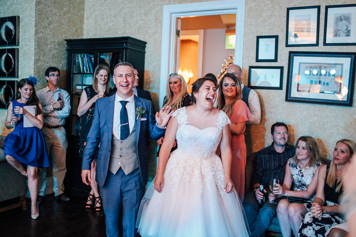 Fun and Candid Wedding Photography Didsbury House Hotel Manchester and Didsbury Wedding Photographer