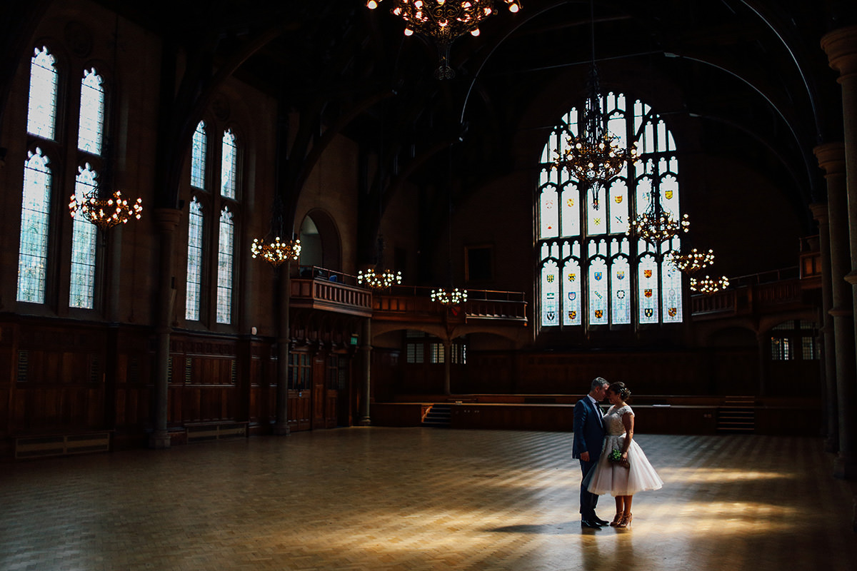 Manchester University Wedding Photography