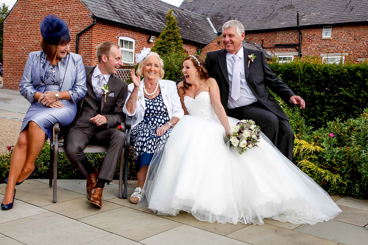 Nic Chris wedding Sandhole Barn Icon photography studios cheshire manchester