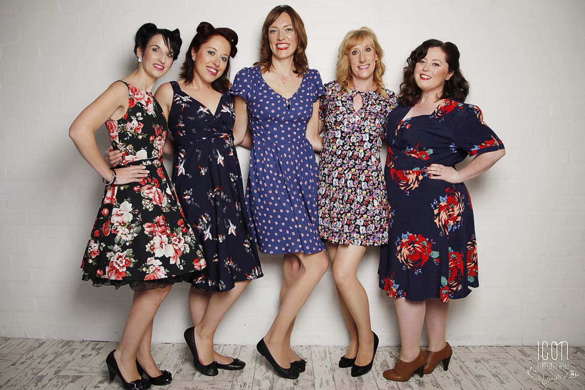 Wedding Photographer Manchester Hen Do Pin Up