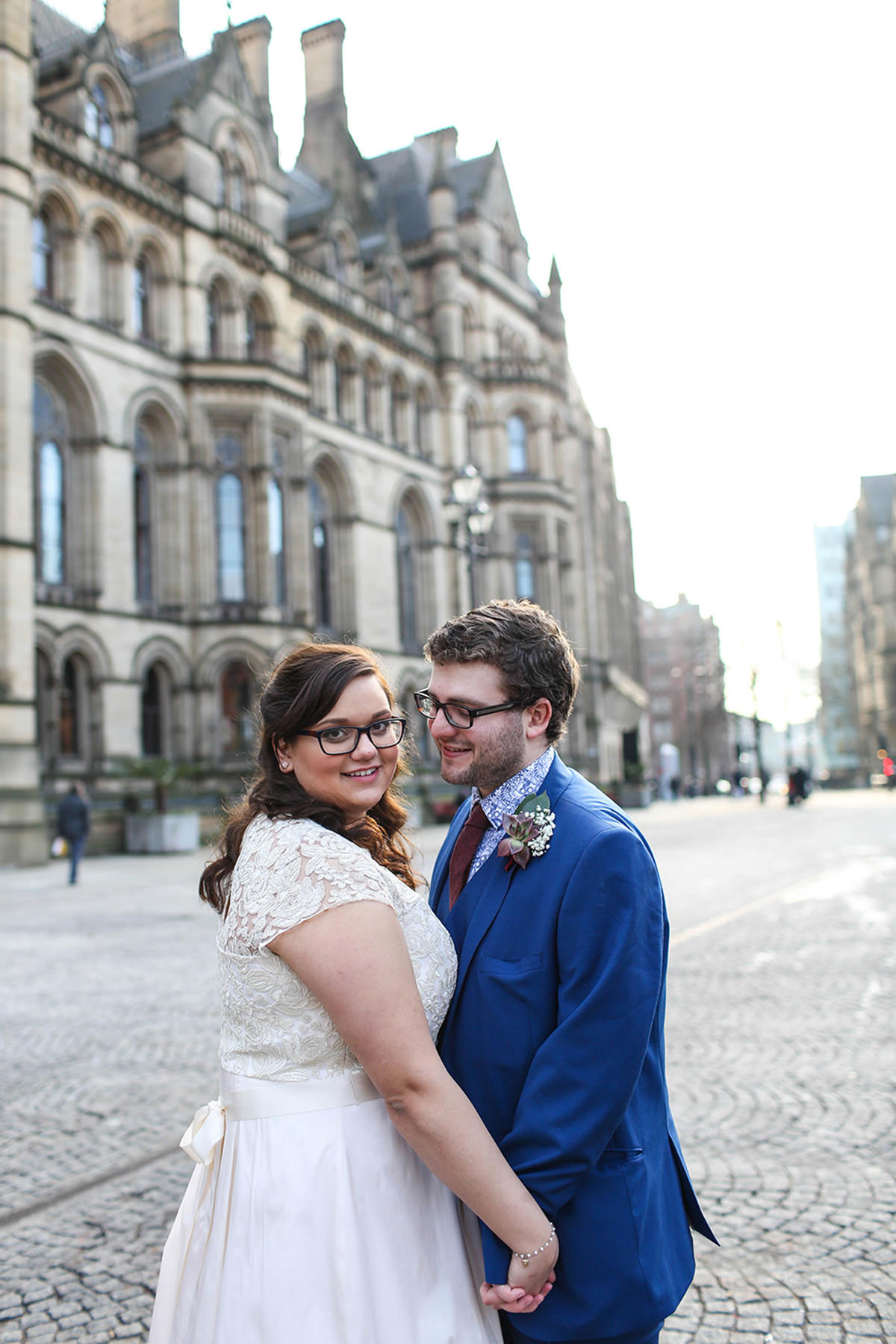 Manchester wedding photographers manchester town hall wedding