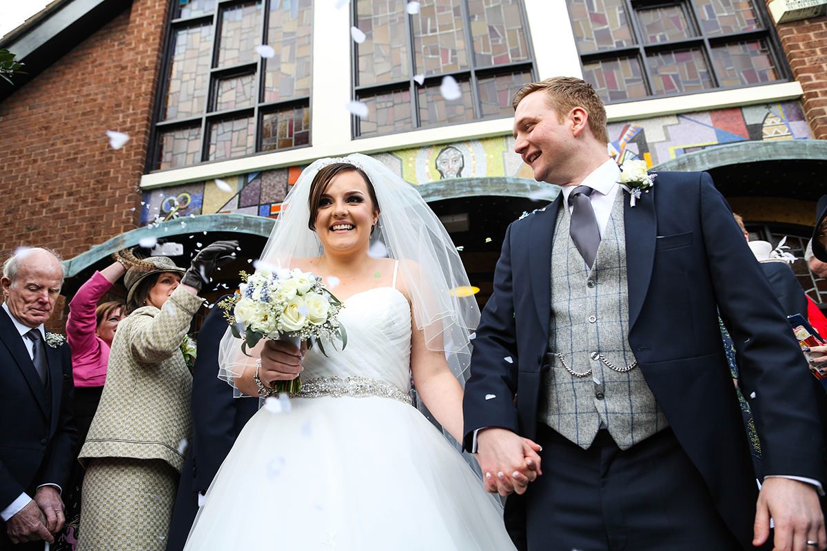 Charlotte and George Cottons Hotel Wedding Photography Knutsford