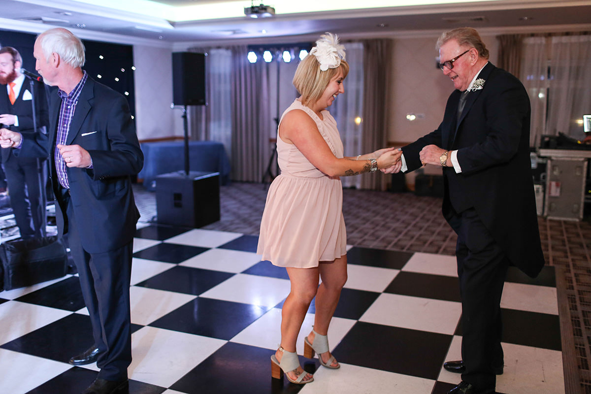 Dance, Manchester and Cheshire Wedding Photographer, Cottons Hotel Wedding Photography