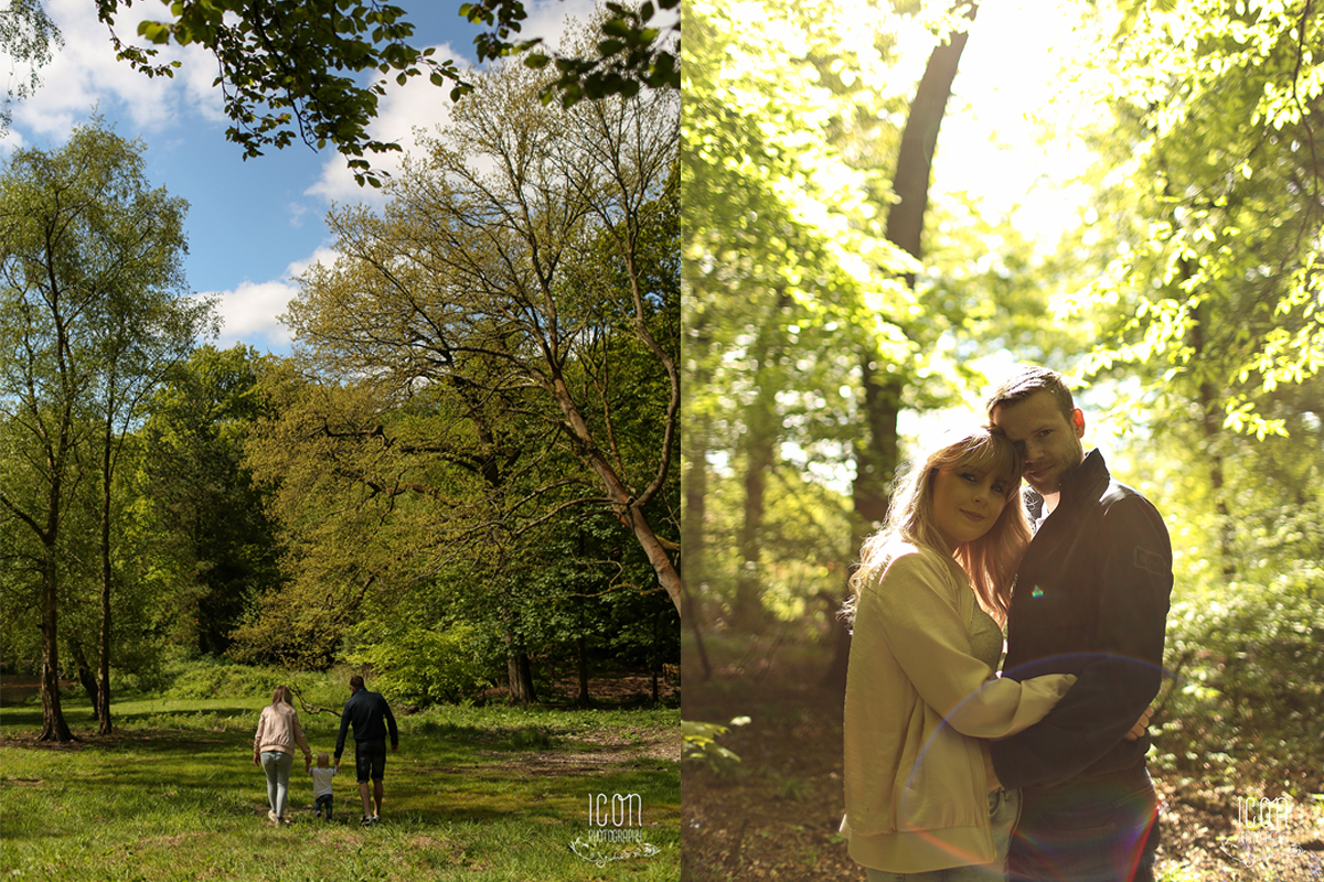 pre wedding shoot Heaton Park