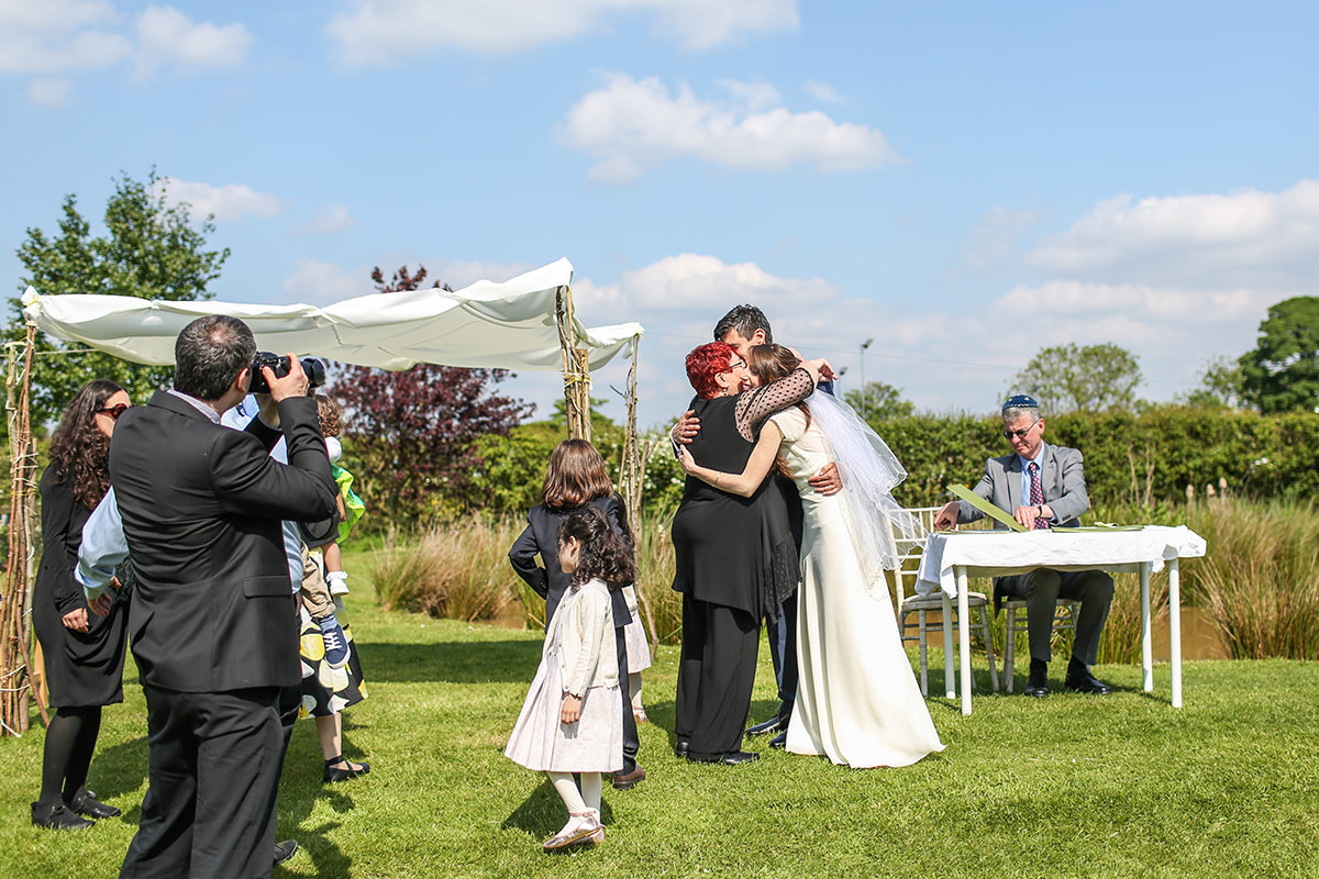 Natural Wedding Photography Stockport