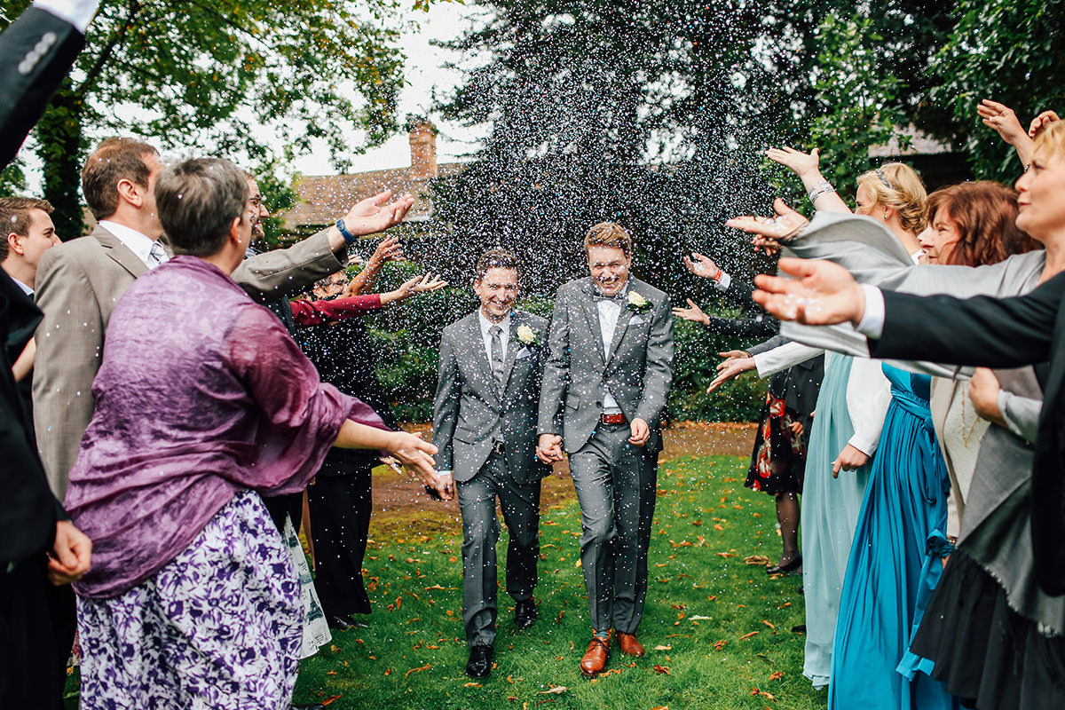 Candid and Natural Photography Gay Wedding Photography Manchester Wedding Photographer Leamington Spa Wedding Photography Civil Partnership