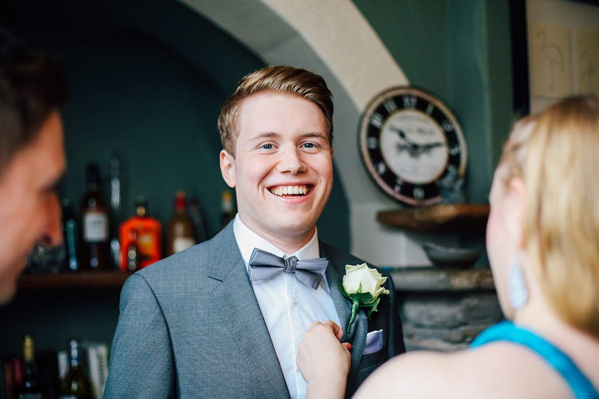 Relaxed Manchester Wedding Photographer Leamington Spa Wedding Photography Civil Partnership