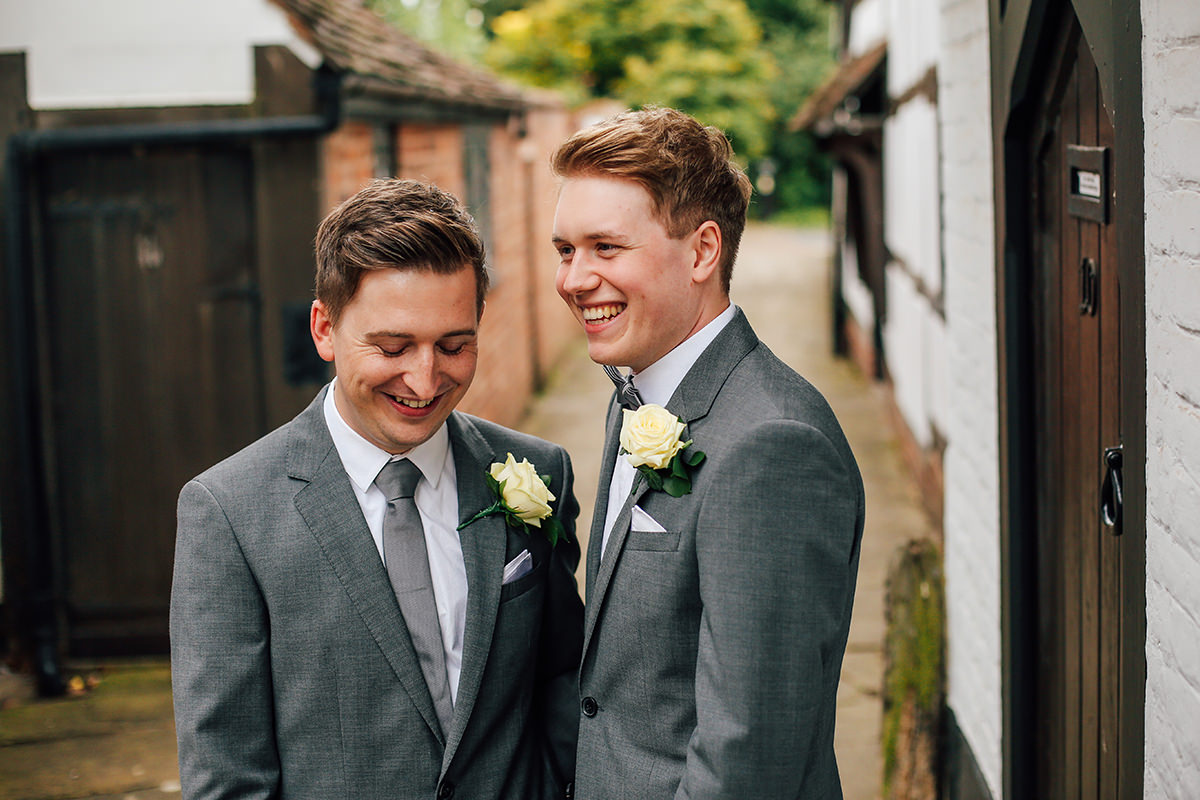 Fun and Natural Photography Gay Wedding Photography Manchester Wedding Photographer Leamington Spa Wedding Photography Civil Partnership