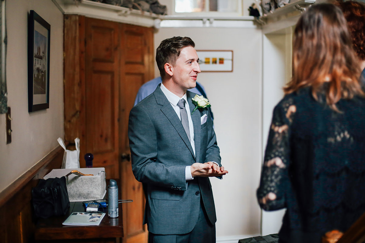 Creative Manchester and Stockport Wedding Photographer Leamington Spa Wedding Photography Civil Partnership