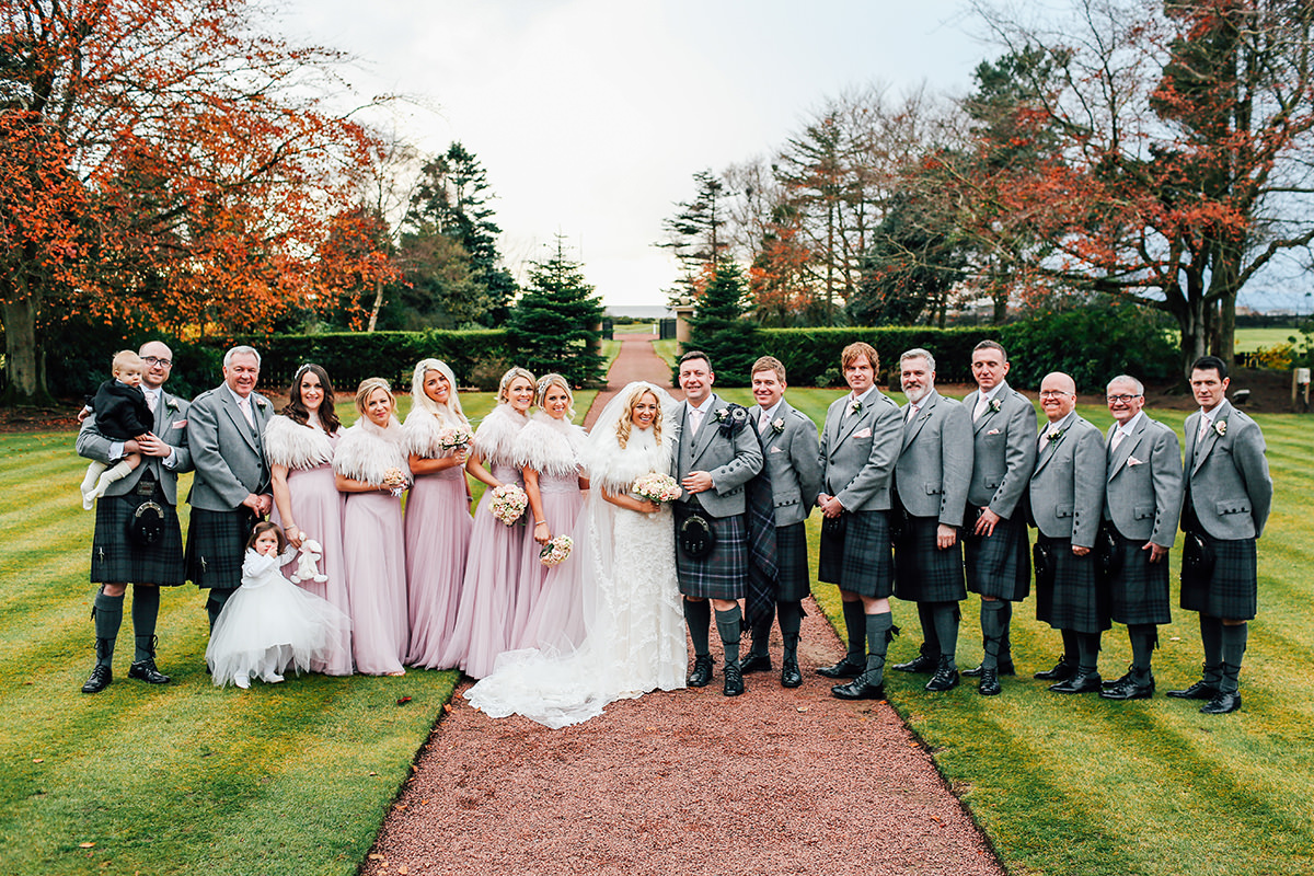 Loch Green House Hotel Wedding Photography Glasgow and Scotland Wedding Photographer