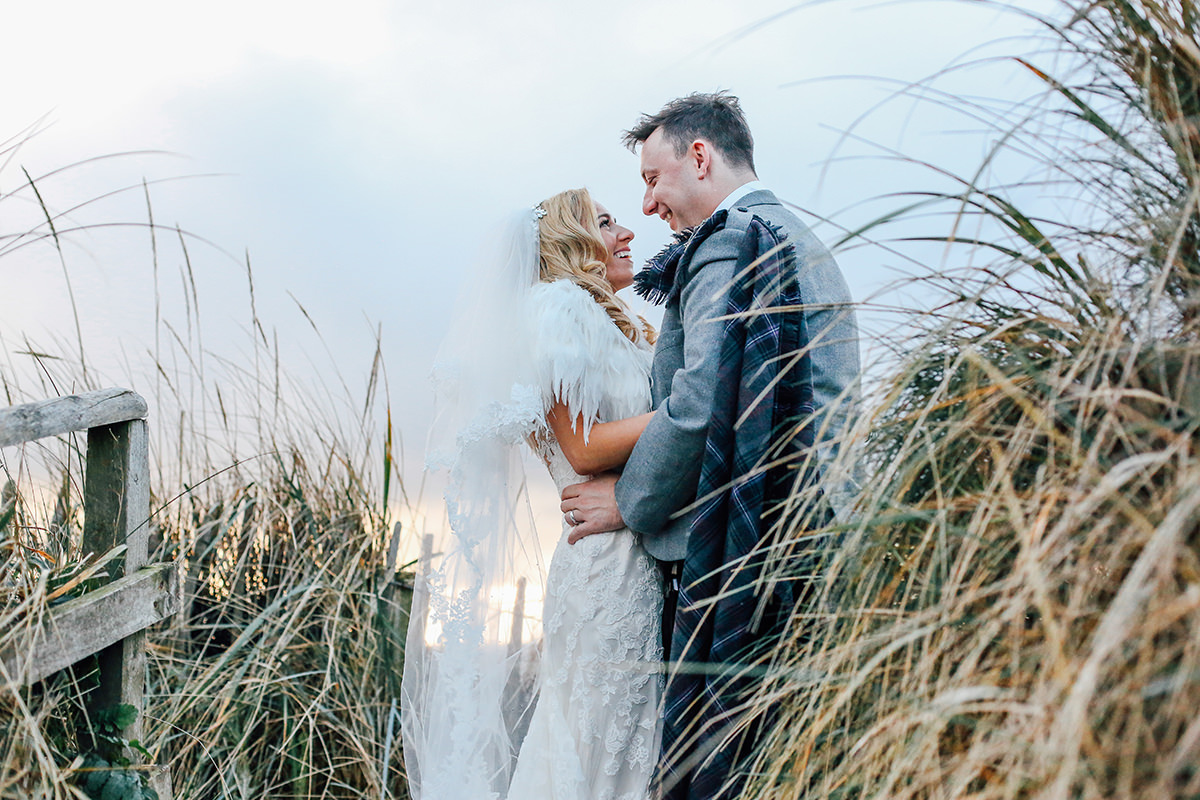 Loch Green House Hotel Wedding Photography Troon and Scotland Wedding Photographer