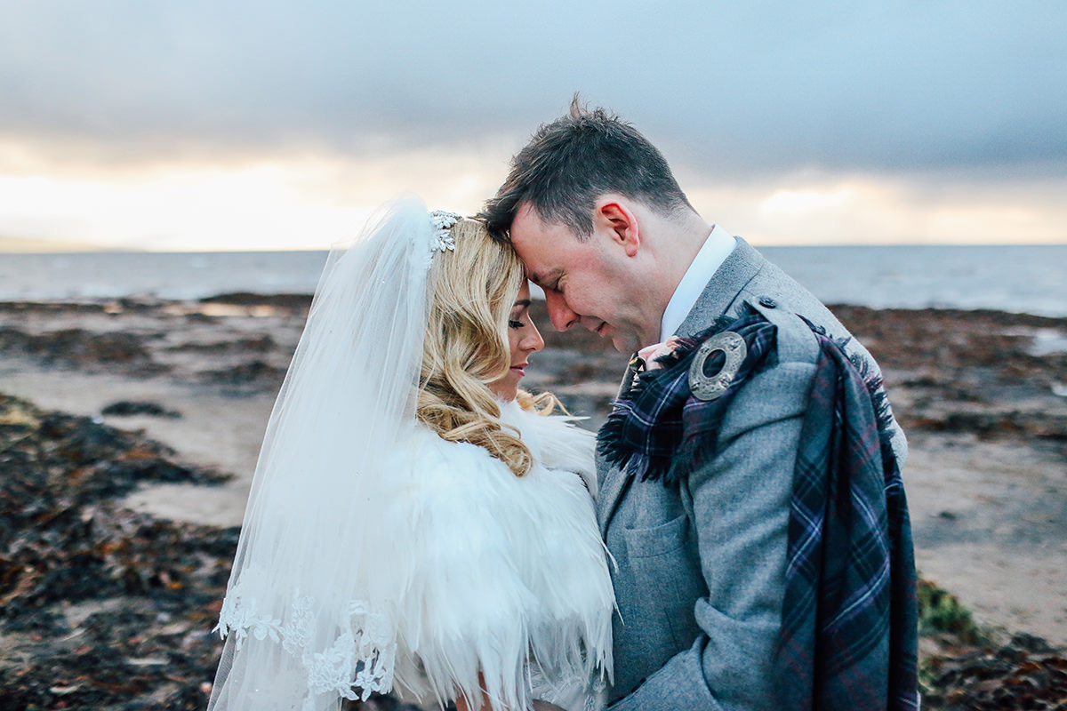 Troon and Scotland Wedding Photographer Loch Green House Hotel Wedding Photography