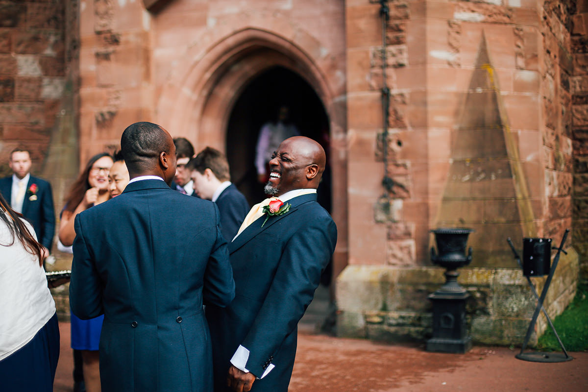 Wedding Photography Peckforton Castle Cheshire Wedding Photographer