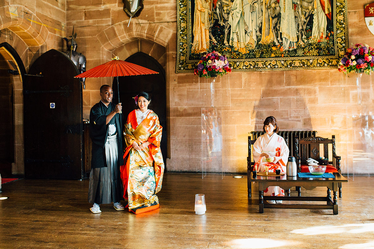 Unobtrusive Wedding Photography at Peckforton Castle  Manchester and Cheshire Wedding Photographer