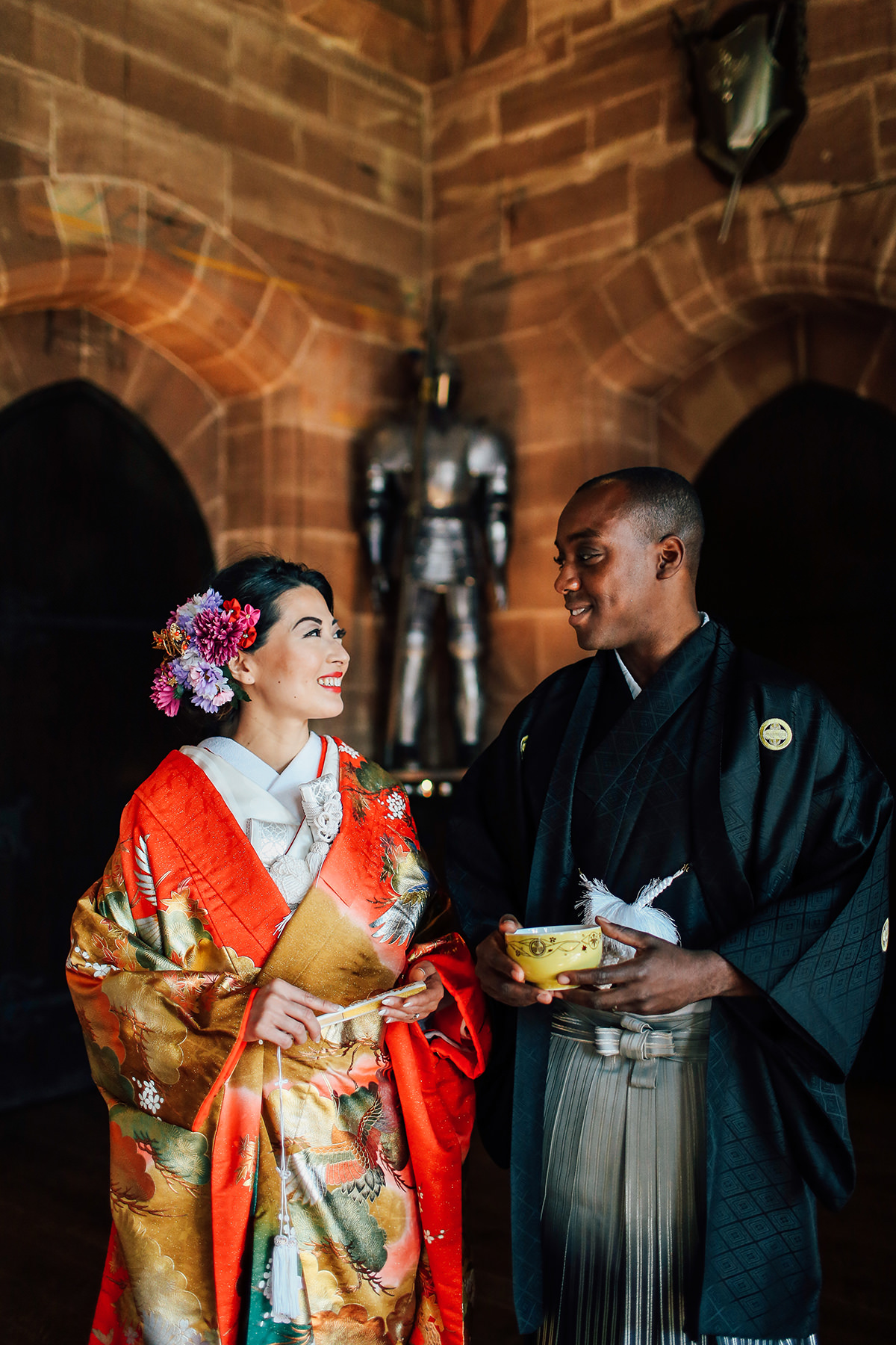 Asian Wedding Photographer Cheshire and NorthWest Peckforton Castle Wedding Photography