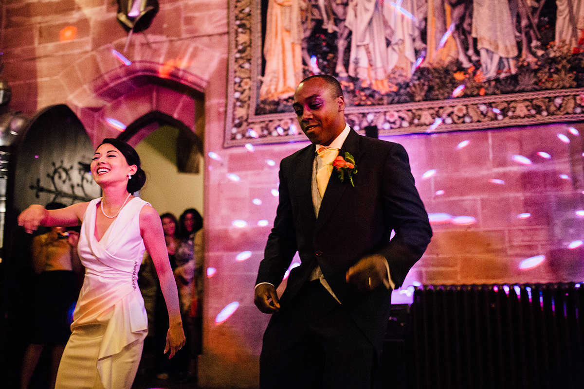 Peckforton Castle Wedding Photography Manchester and Cheshire Wedding Photographer