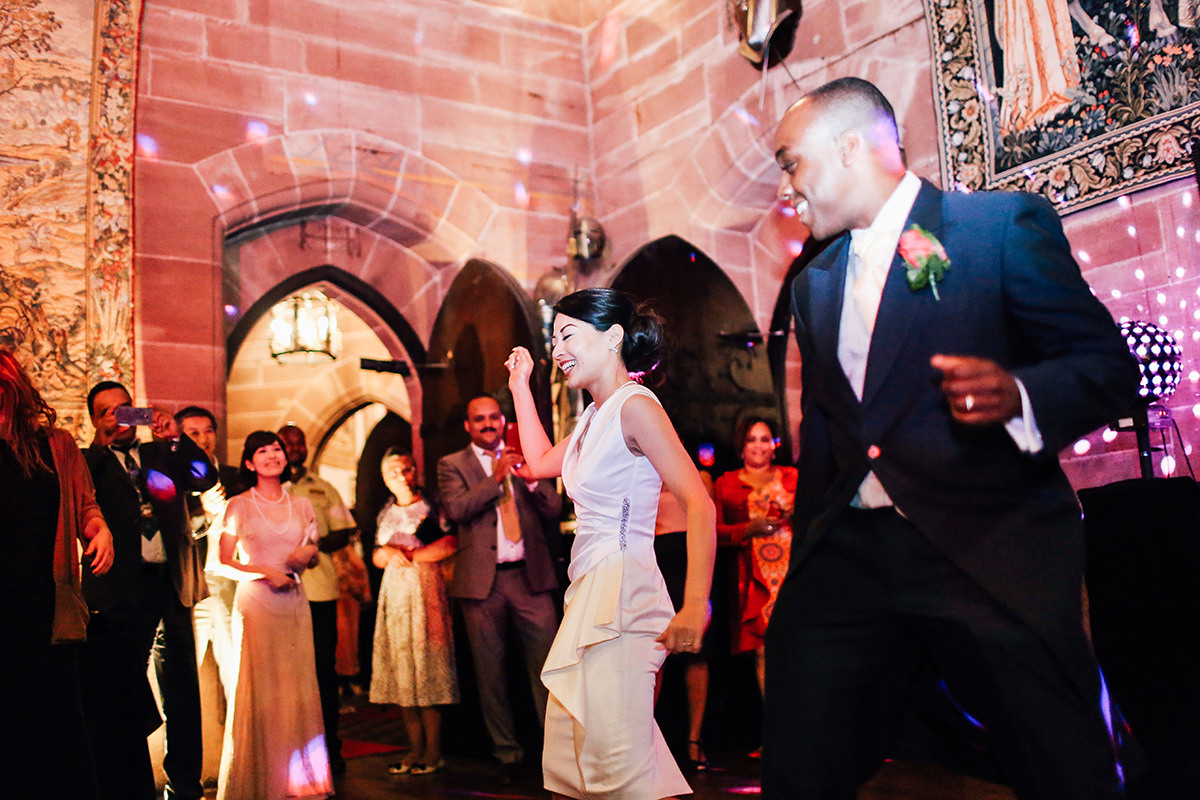 Manchester Wedding Photographer Peckforton Castle Wedding Photography