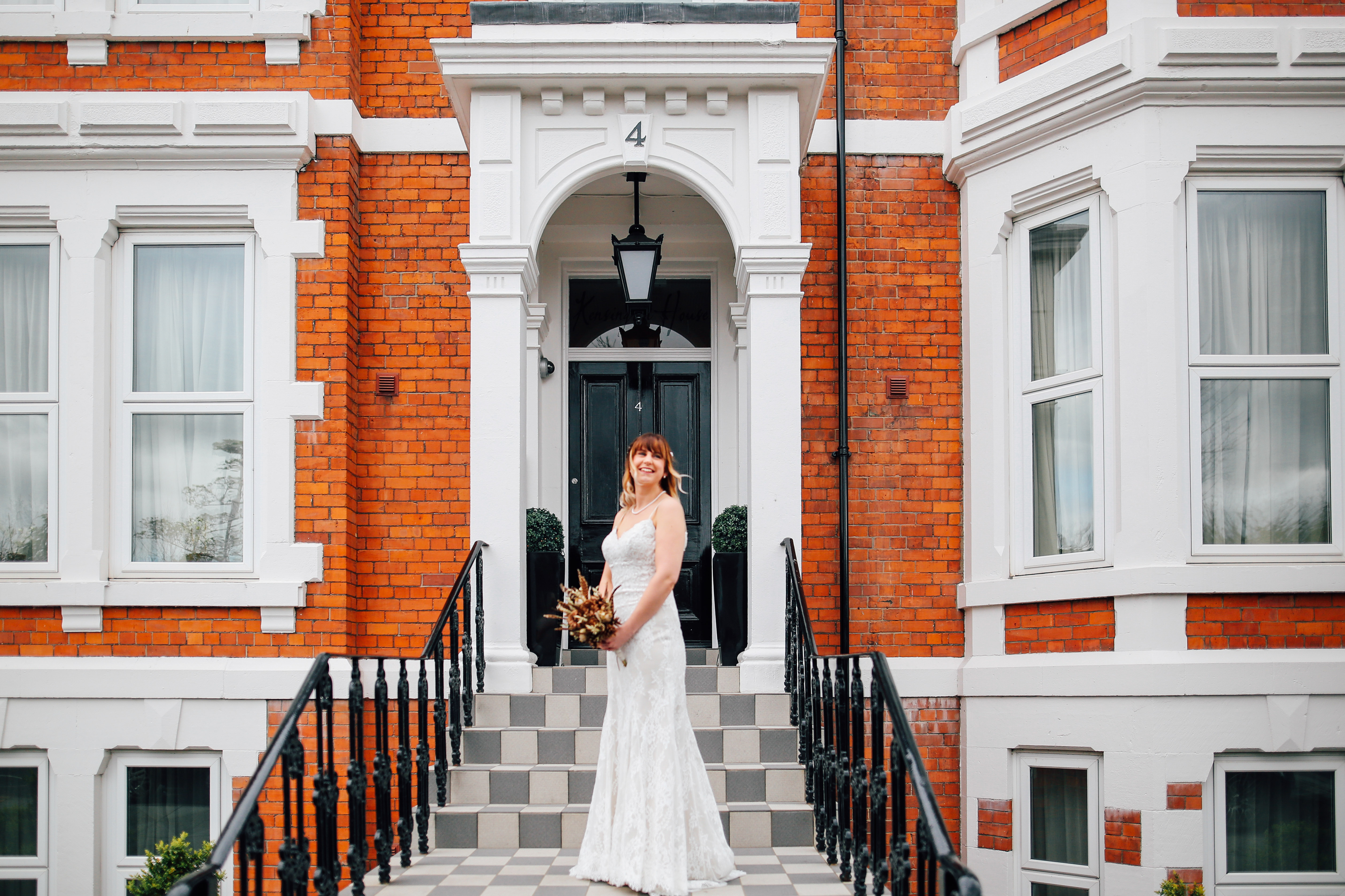 Bride Portrait Newcastle Wedding Photography