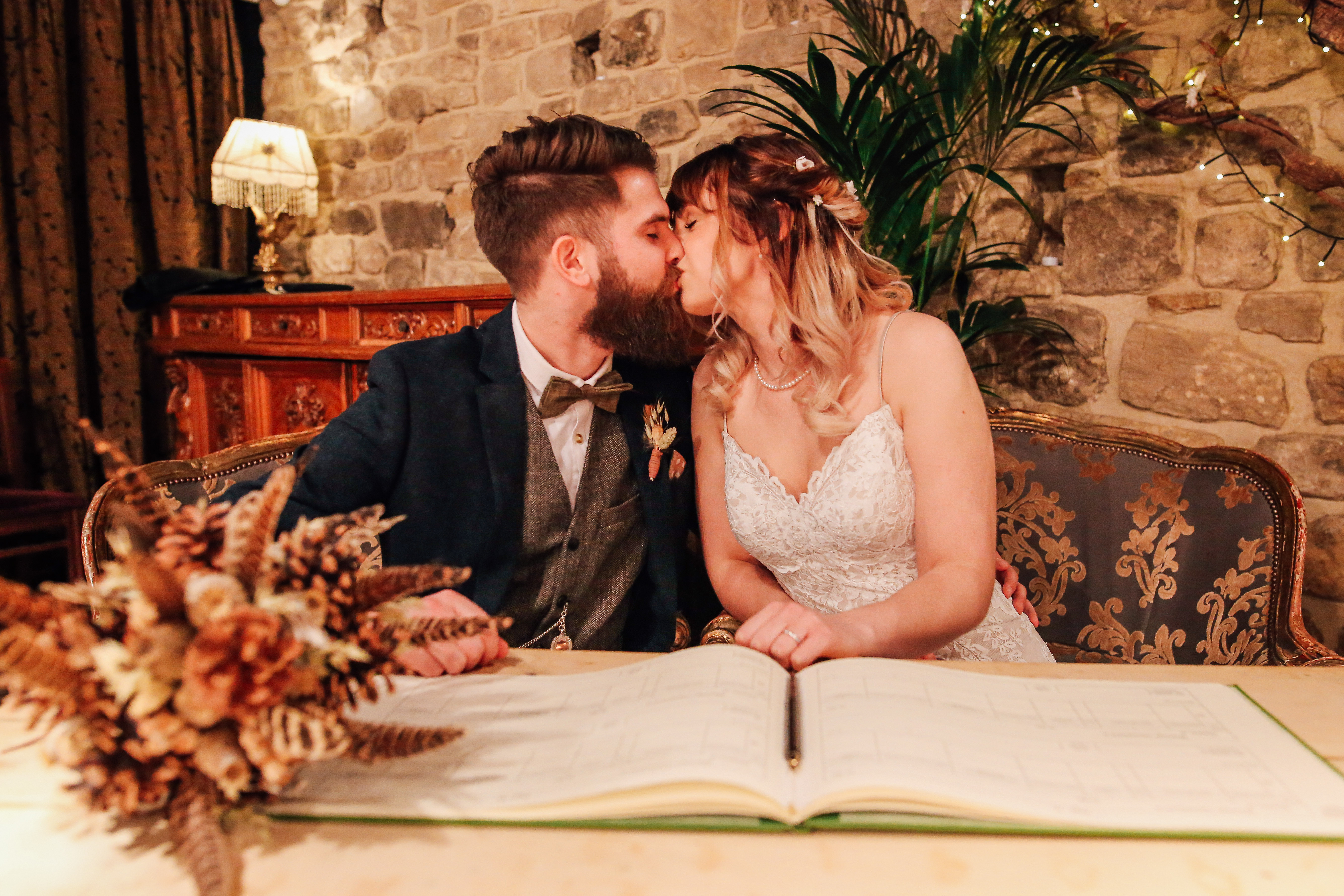 Signing the register As You Like It Wedding Photography