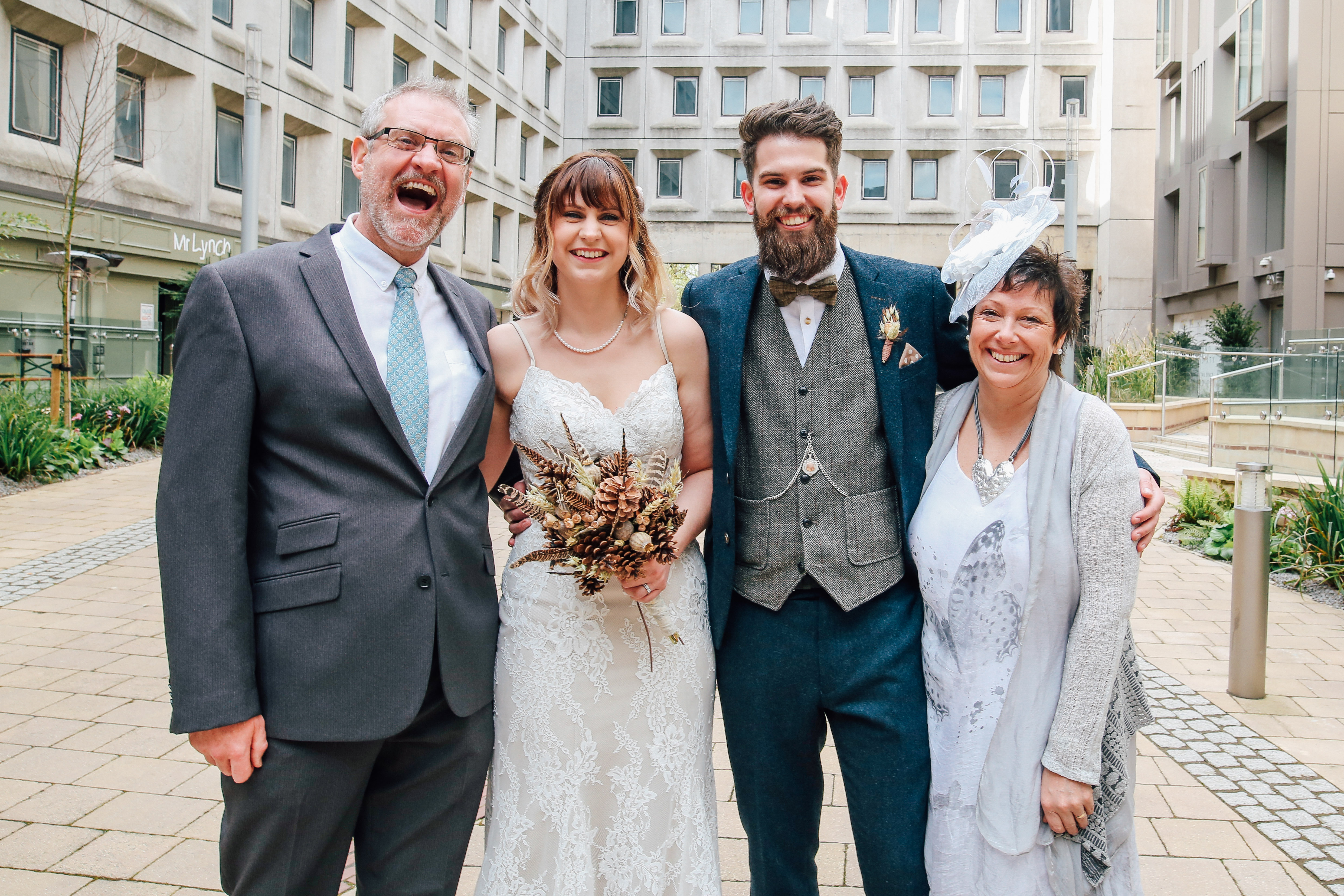 Manchester Wedding Photographer at As You Like It