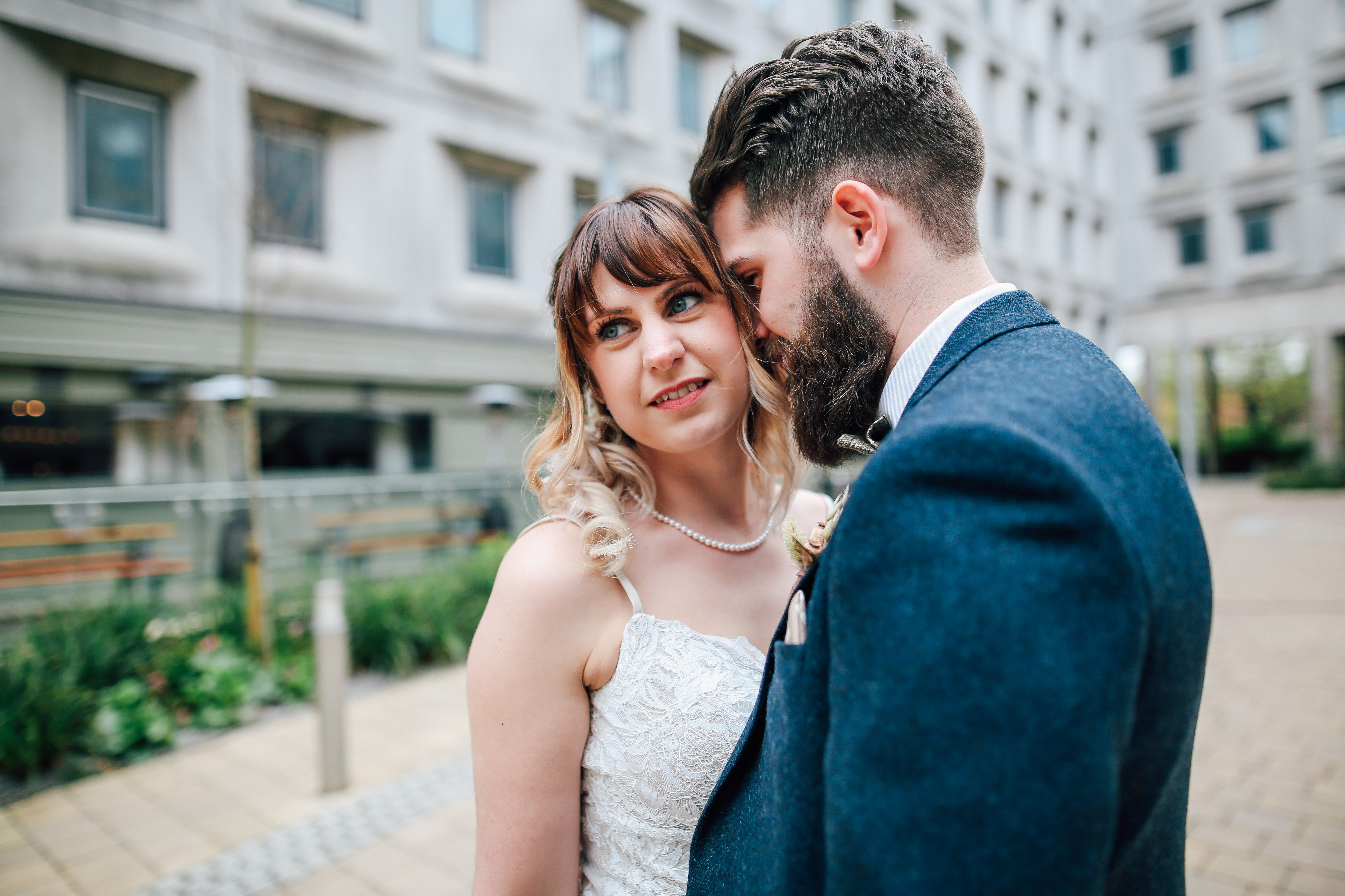 Intimate Wedding Photography As You Like It Newcastle