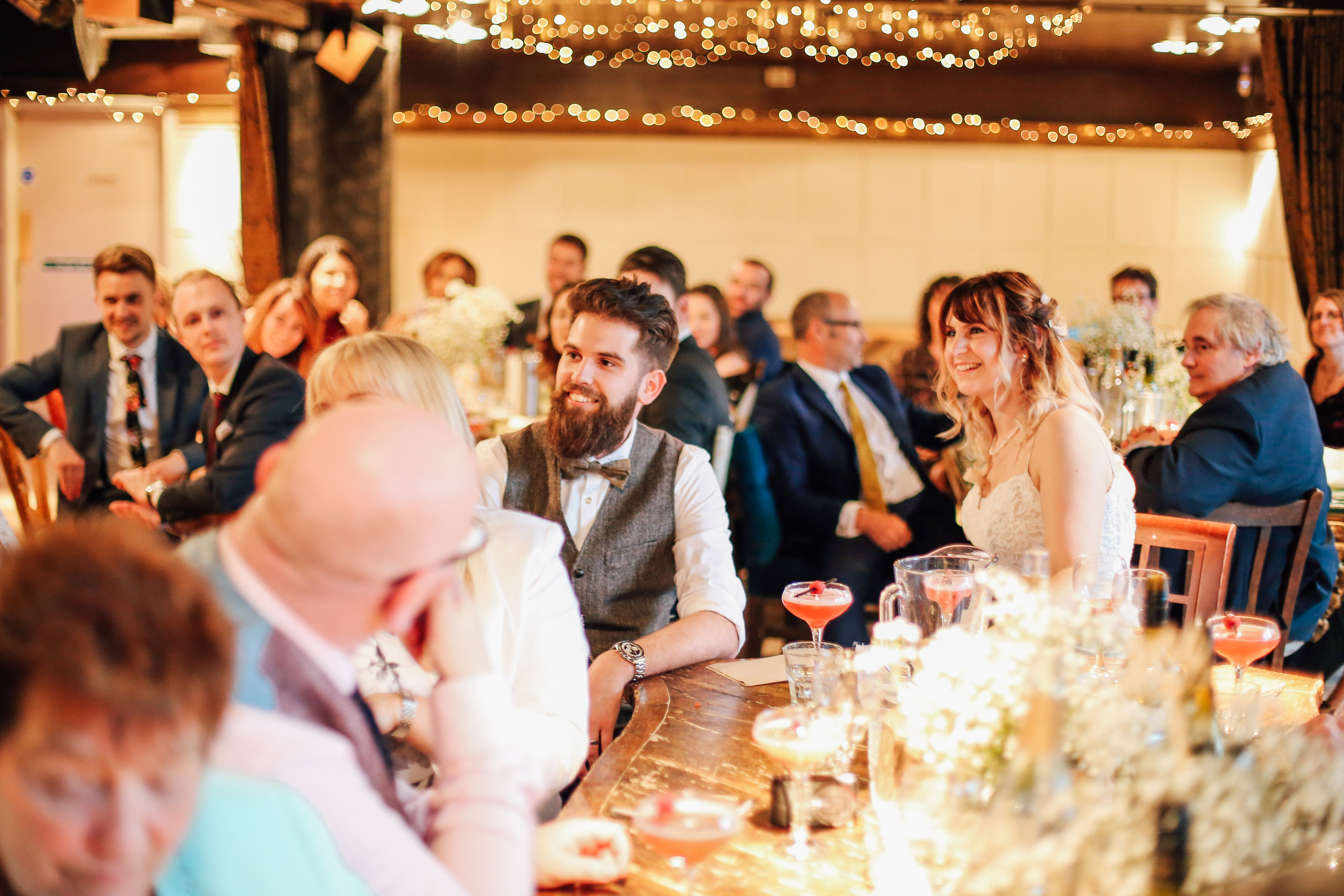 As you Like it Ceremony Manchester Wedding Photography