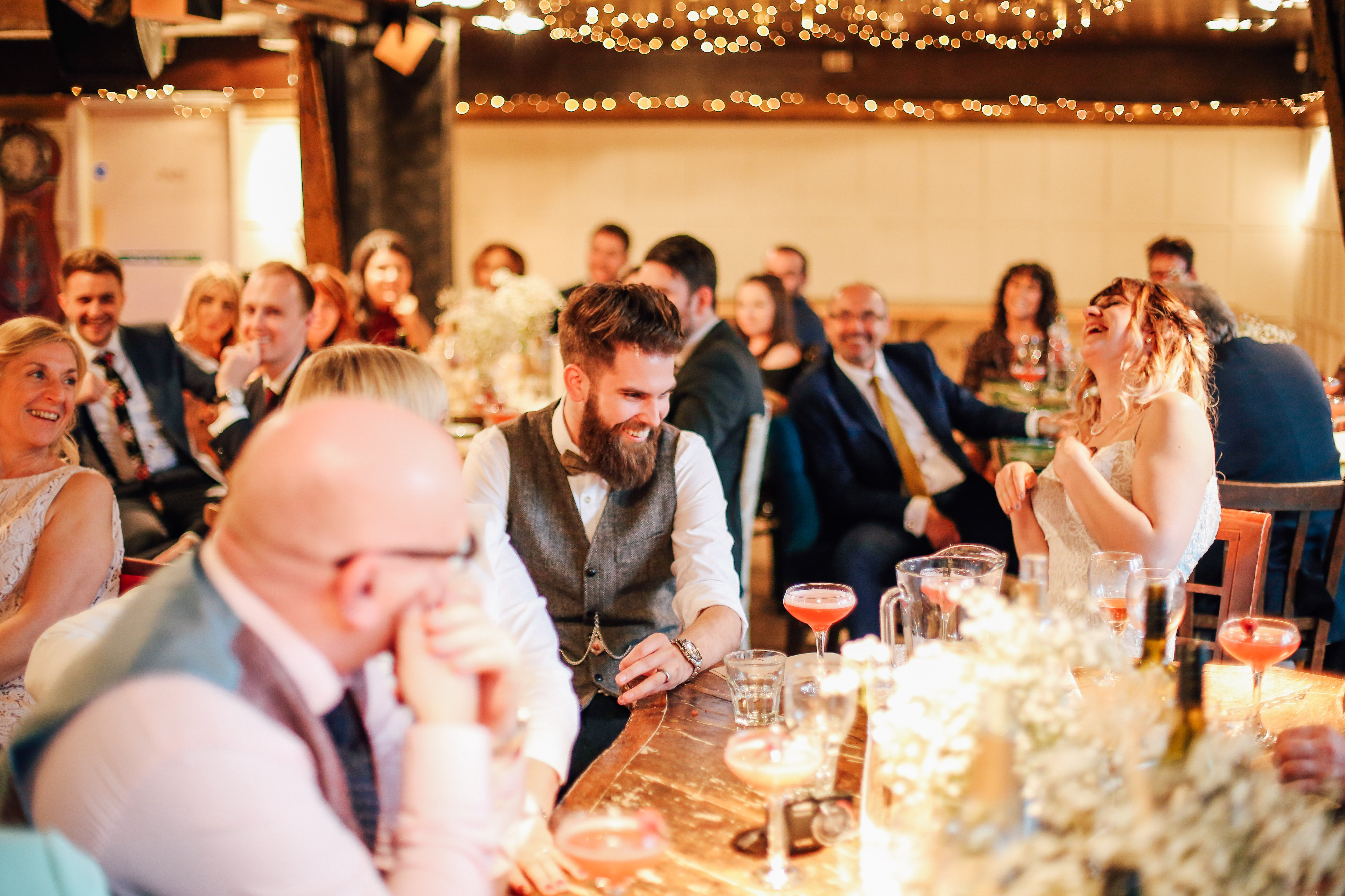 Unobtrusive and Fun Wedding Photography As You Like It Newcastle
