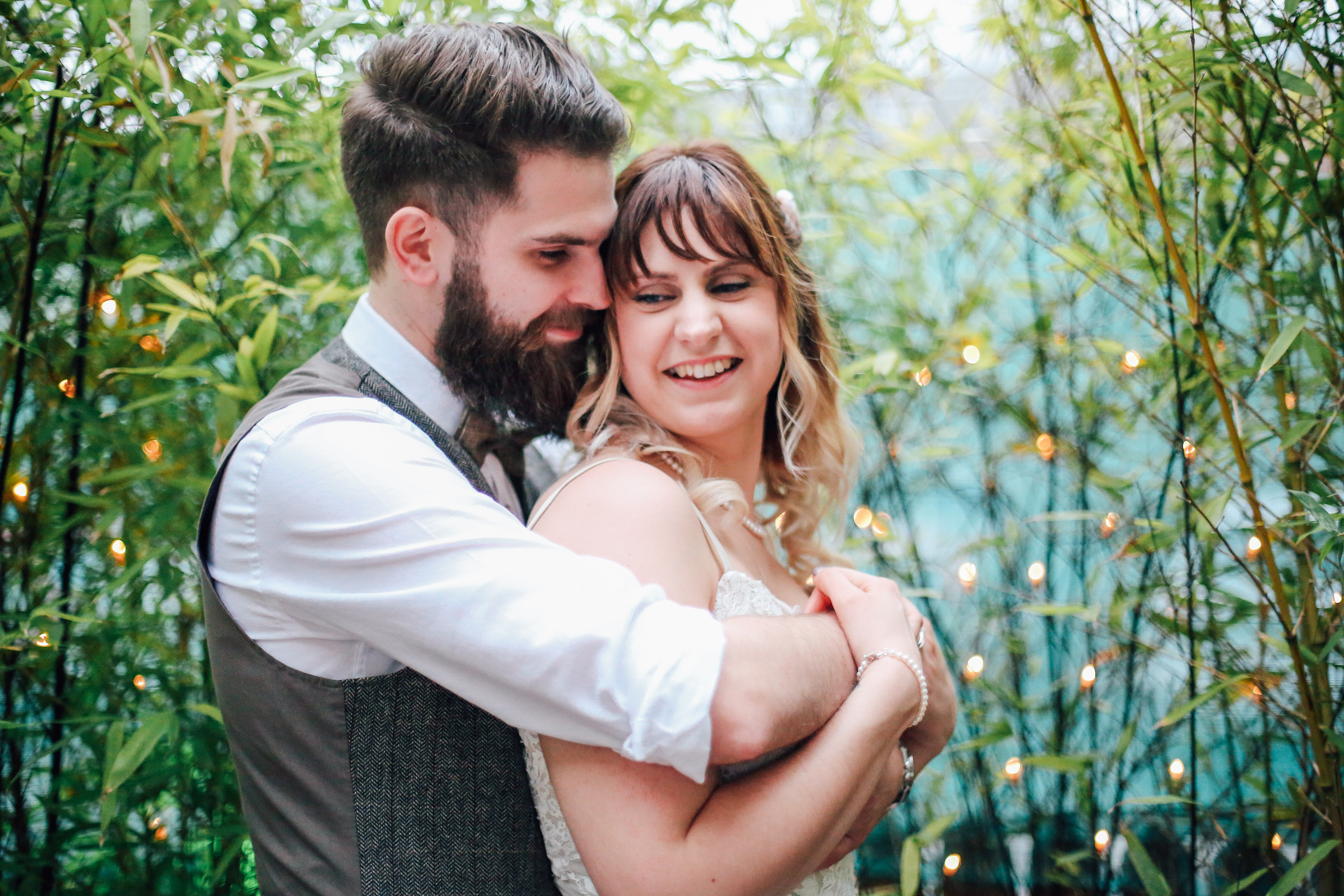 Manchester Wedding Photographer Bride and Groom
