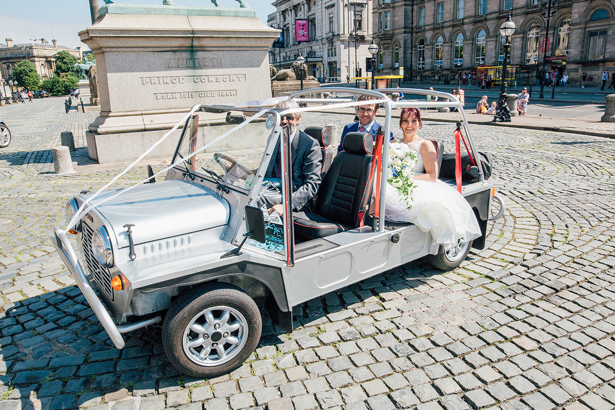 St Georges Hall Alternative Wedding Photographer Manchester