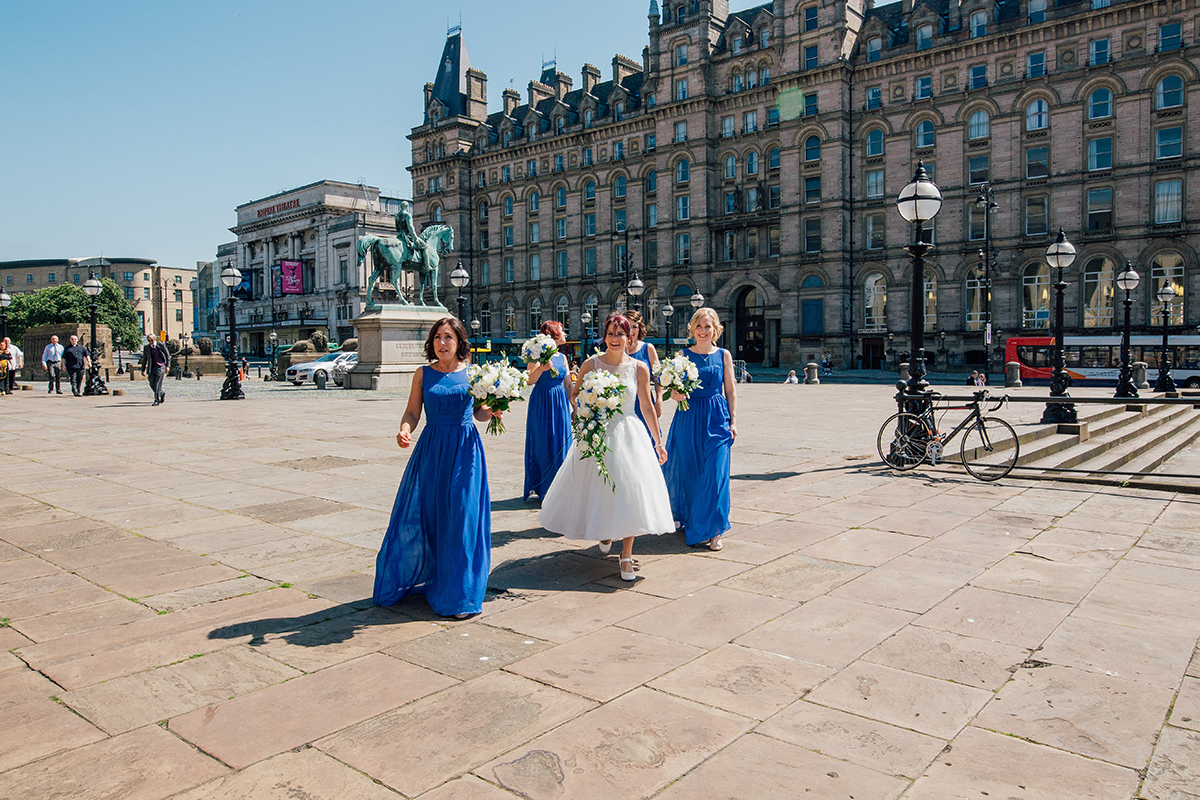 St Georges Hall Alternative Wedding Photographer Liverpool and Cheshire