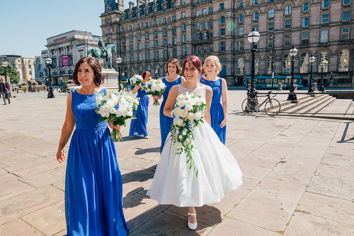 St Georges Hall Alternative Wedding Photographer Liverpool and Manchester
