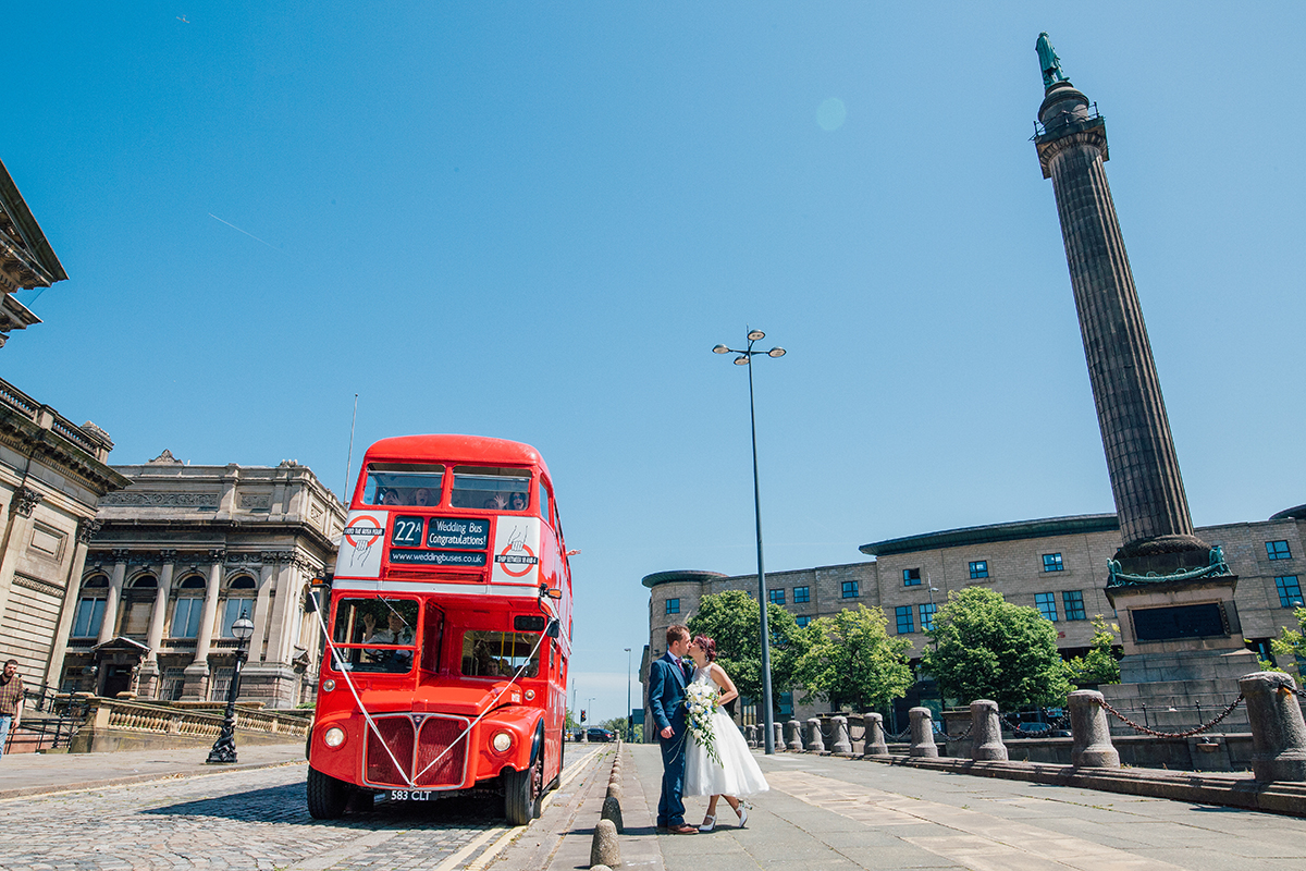 Creative Wedding Photographer St Georges Hall Liverpool and Cheshire