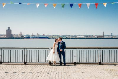 Creative Wedding Photographer Liverpool Docks Manchester