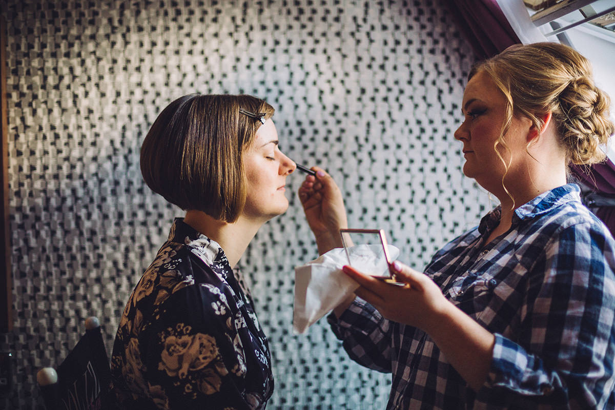 Bridal Preparations Belle Epoque Wedding Knutsford Manchester and Cheshire Wedding Photography