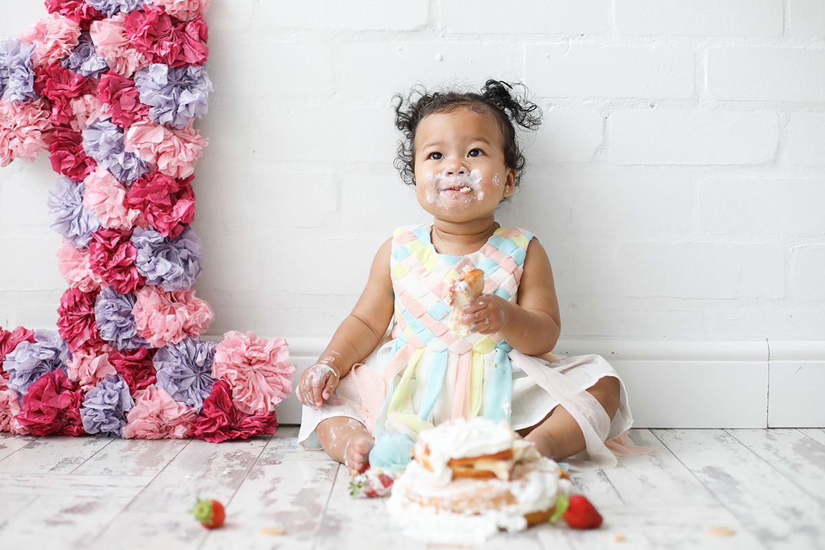 Cakesmash Baby Photography Manchester