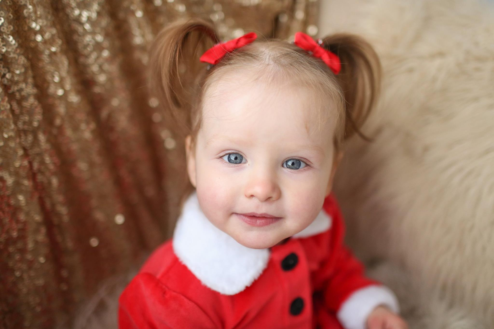 Baby Christmas Photography Stockport
