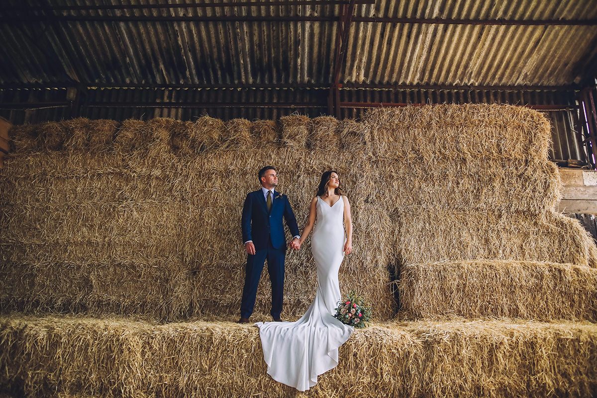 Owen House Barn Creative Wedding Photography