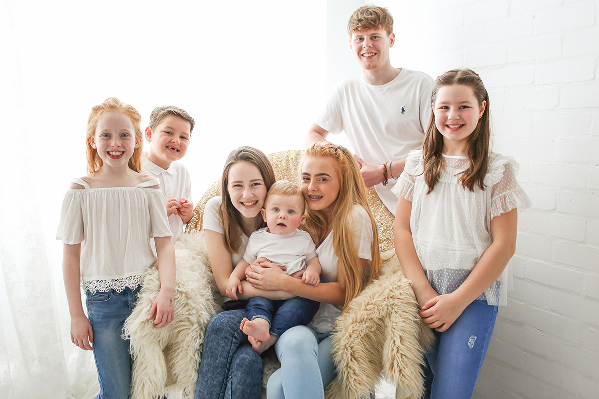 family portrait service Cheadle near me
