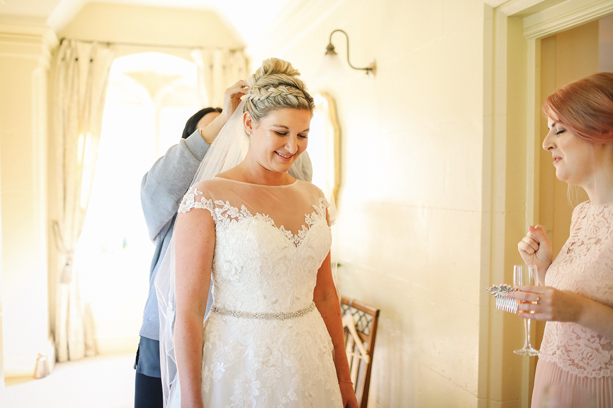 Combermere Abbey wedding | Combermere Abbey wedding photography | Combermere Abbey bridal prep