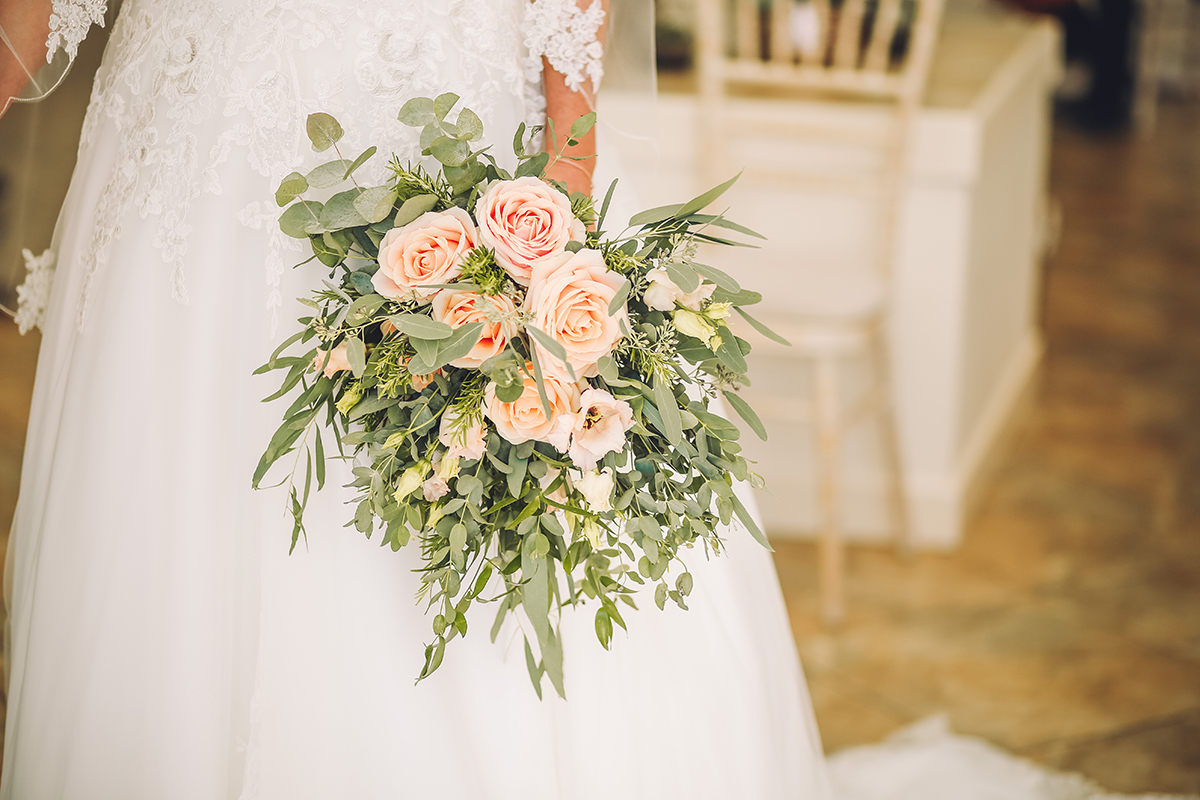 Combermere Abbey wedding | Combermere Abbey wedding photography | Combermere Abbey bouquet