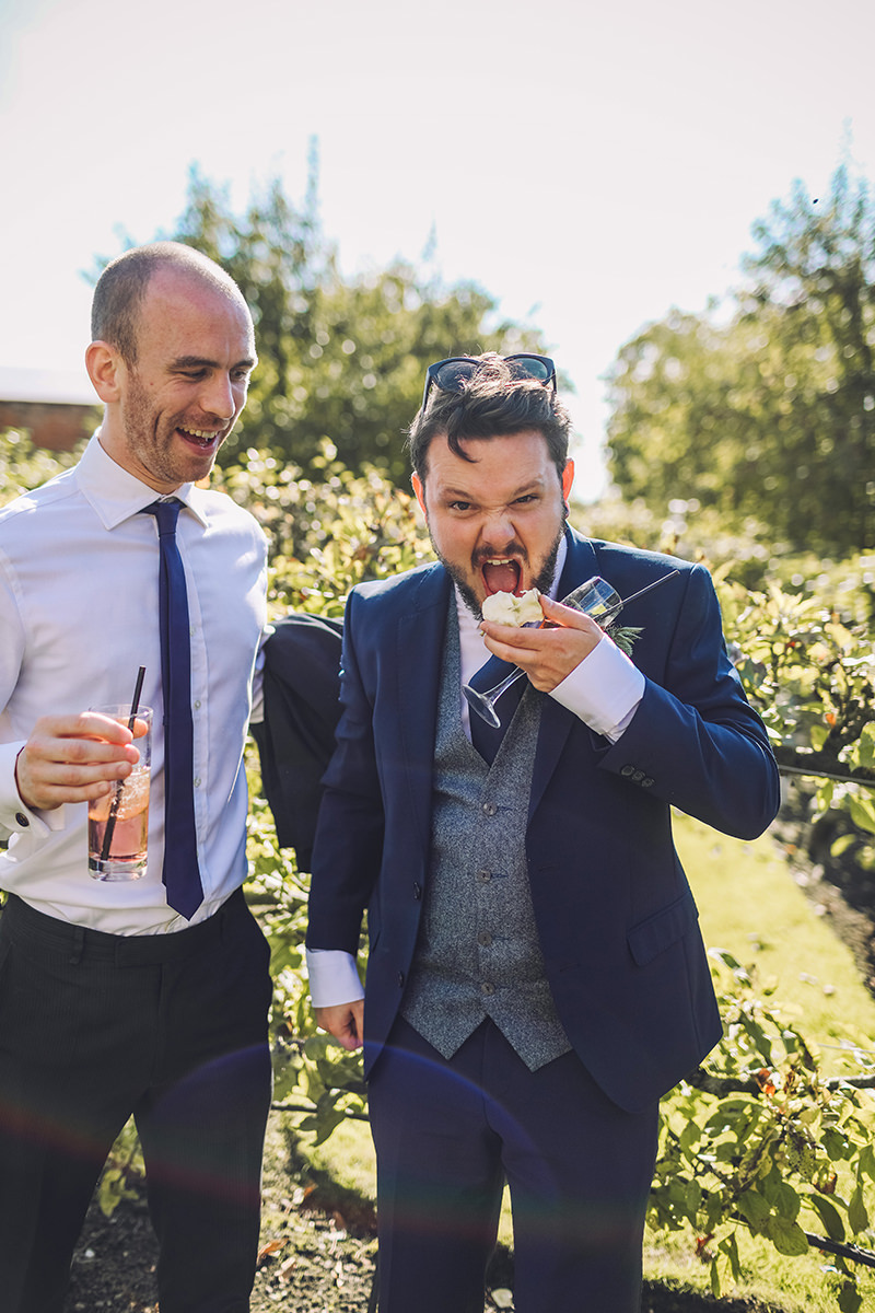 Combermere Abbey wedding | Combermere Abbey wedding photography | Combermere Abbey lawn games