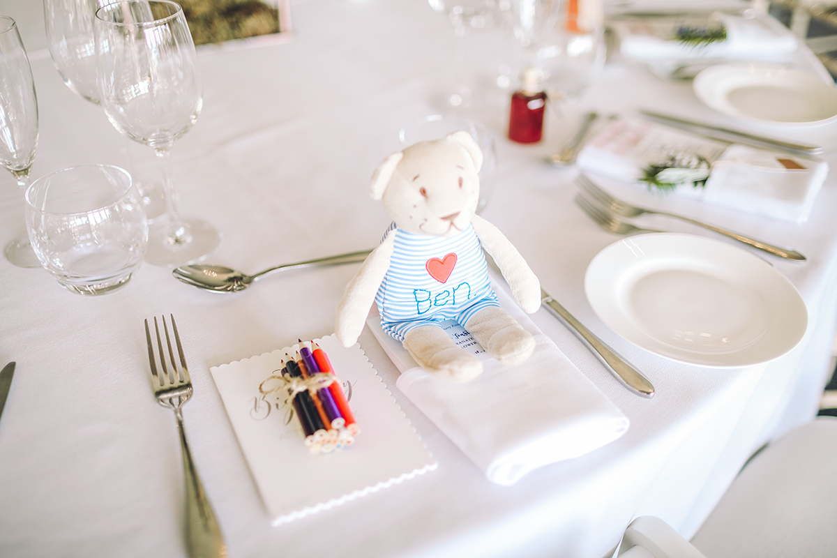 Combermere Abbey wedding | Combermere Abbey wedding photography | Combermere Abbey childrens table setup