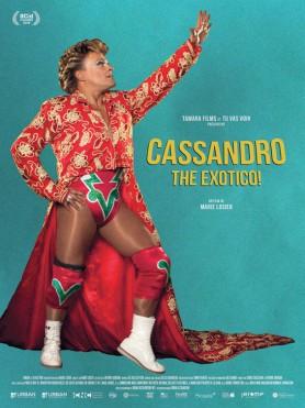 Cassandro the exotico ! - Affiche
