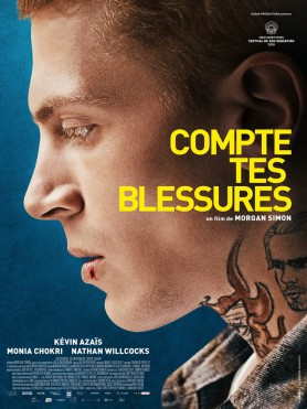 Compte tes blessures - Affiche