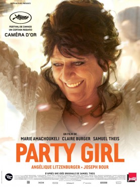 Party girl - Affiche