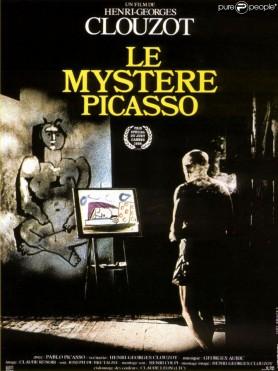 Le mystère picasso - Affiche